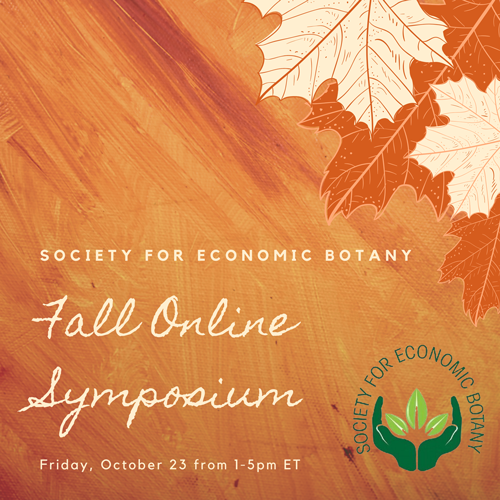 SEB Fall Online Symposium