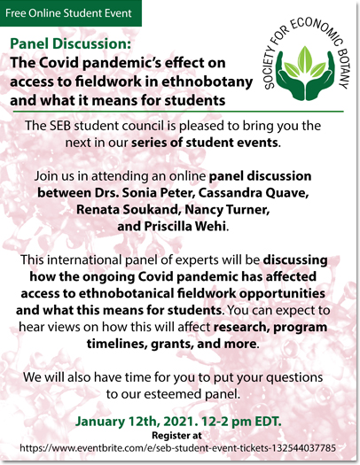 Student Council Panel Discussion