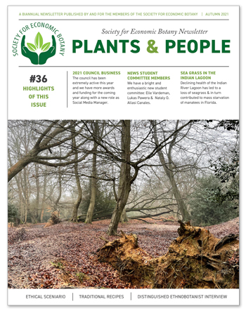 Plants & People Fall 2021 Issue